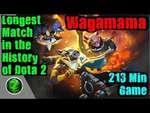 Wagamama Techies (Longest Match Record) - Dota 2 Full Game (Pub),Games,,Wagamama Techies (Longest Match Record) - Dota 2 Full Game (Pub) ▰▰▰▰▰▰▰▰▰▰▰▰▰▰▰▰▰▰▰▰▰▰▰▰▰▰▰▰▰▰▰▰ ║◆✔ Subscribe Here! ►http://bit.ly/1oeLdLv ║◆✔ Submit a DotA2 Clip ►http://bit.ly/1BkvHpq ║◆✔ Google+ ►http://bit.ly/1tCw4L6 ▰▰▰▰▰