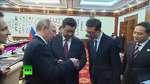 Путин продает телефон главе КНР