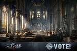 » THt UJITCHER WILb HUNT »VOTE!