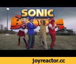 Sonic Boom - Sonic Parody & Parkour - #SonicBoom,Entertainment,,Join The Team! ► ► http://bit.ly/ScreenTeam Download the song ► http://goo.gl/dDiCCk Sonic, Tails, Knuckles and Amy vs. Dr. Eggman and robots in this version of the Sonic the Hedgehog musical theme with lyrics and Parkour! Hope you e