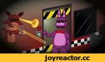"""When Guard Isn't Pizzeria"" [Bots (Pirate Trumpet & Bunny) - Foxy and Bonnie]"