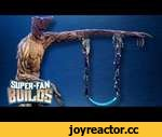 Groot Swing Set (Guardians of the Galaxy) - SUPER-FAN BUILDS,Tech,,Which build will be next? ►► Subscribe! http://bit.ly/AWEsub Every other week, some of Hollywood's top prop makers build one-of-a-kind items for super-fans of comic books, video games, movies, and pop culture. This week, we're turn
