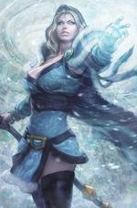 Снежная Богиня