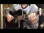 Forest Maiden - Acoustic guitar (Sergey Eybog; Everlasting Summer),Music,,Всем привет! Услышав эту красивую мелодию, решил разложить её на гитаре.  Строй стандартный, капо на третьем ладу.