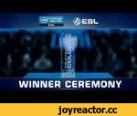 League of Legends Winner Ceremony - Gambit Gaming vs. CLG - IEM 2014 Cologne - Grand Final,Games,,Crowning the winner of the Intel Extreme Masters Season 9 IEM Cologne 2014 Grand Final between Gambit Gaming and Counter Logic Gaming.  Watch more IEM Cologne League of Legends action here: