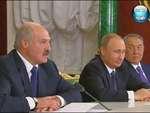 """Лукашенко """"поругал"""" журналистов и извинился перед Путиным 23.12.2014,News,,Президент Беларуссии Александр Лукашенко принял участие в сессии Совета коллективной безопасности ОДКБ и заседании Высшего Евразийского экономического совета. _______________________________________________________ Подписывай"""