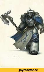 ARTOR AMHRAD Chapter Master of the Astral Kniohts
