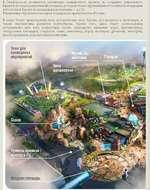 В Симферополе начинается реализация грандиозного проекта по созданию уникального Крымского парка развлечений и отдыха, который станет крупнейшим в Российской Федерации и Восточной Европе по площади расположения — 40 Га Инициативу строительства парка поддержало правительство России. В парке будут п