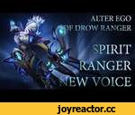 Traxex alter ego - Spirit Ranger,Games,,This is my most huge work on the single hero. I'll be glad, if you share it to your friends.   Creator of set is Yi Set Workshop page http://steamcommunity.com/profiles/76561198056761511/myworkshopfiles/ Chest which contains this set: