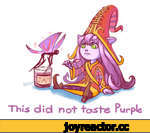 »f4 This did not tctfte Purple
