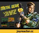 Metal Gear in Fallout New Vegas,Games,,Re-creation project of the NES version of Metal Gear in Fallout New Vegas