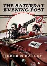 THE SATURDAY EVENING POST An Illustj; Fount July 4. 42 X ■il S' ' . * ^Magazine •»Klin MORE \^*IIRLY WIND ADVENTURES Oj^fHE CRAZY COUPLE JOKER <a HARLEY