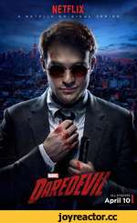 Marvel's Daredevil - Matt Murdock Motion Poster - Netflix [HD],Entertainment,,The evil that crowds Hell's Kitchen gives Matt Murdock no alternative. Justice is blind. All episodes streaming April 10 http://netflix.com/marvelsdaredevil http://www.facebook.com/daredevil http://instagram.com/daredevil