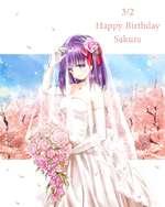 V V 3/2 Happy Birthday Sakura