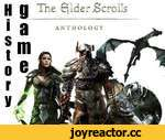 History of THE ELDER SCROLLS (1994-2015) (HD) (ps1 ps2 ps3 ps4 xbox pc),Games,,The Elder Scrolls: Arena The Elder Scrolls: Daggerfall The Elder Scrolls III: Morrowind The Elder Scrolls IV: Oblivion The Elder Scrolls V: Skyrim Subscrube https://www.youtube.com/channel/UCzypJOpnAh9VHQxcPPMMv8A