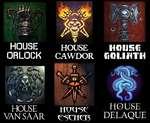 HOUSE ORLOCK HOUSE VAN SAAR C'SCHCR <3 HOUSE DEEAQUE