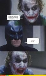 Бетмен и джокер