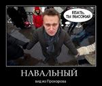 НАВАЛЬНЫЙ вид из Прохорова