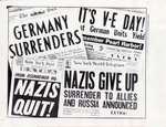 Hor T^An - «— NIC« HT fl?0Af EISENHOWER HQ: NAZIS New York World -Telegram HALS № Iff BBS ANNOUNCED uui-.btHo.no,., s.EXTRA!