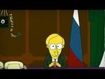 12 лет за 2 минуты | 12 Years in 2 minutes,Autos,Vladimir Putin,everyday,simpsons,Everyday (video),Russia,путин,владимир путин,симпсоны,Mr Burns,burns,The Simpsons,stop motion,animation,