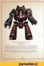 Word Bearers Contemptor Dreadnought Cyrnair of the Annunake Attached to the Flayed Hand Chapter Dainhold, Calth An ancient of the Annunake, the name given by the Word Bearers to those members of their Legion that are entombed within the metal shell of a Dreadnought, Cyrnair was at the head of th