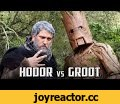 HODOR vs GROOT RAP BATTLE,Comedy,,Subscribe! ► http://bit.ly/Sub2TWZ Download on iTunes! ► http://apple.co/1BjtYPD OR http://apple.co/1xgT9G3 Try re-watching with subtitles on! Click the CC button! More music videos! ►http://bit.ly/1IsR77c  Hodor and Groot have it out in the ultimate rap battle to p