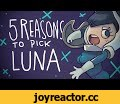 5 REASONS TO PICK LUNA,Gaming,,THOSE ARE 5 REASONS TO PICK LUNA. Watch it to become a true pro. 7K+MMR  Thanks to my patrons and reddit :)  NIGMA`S COMBO IS HERE: https://www.youtube.com/watch?v=ri-zdJ7pAQQ  Song is from Sadowski music pack.  PEACE