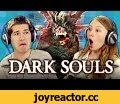 DARK SOULS (React: Gaming),Gaming,,SUBSCRIBE TO THE REACT CHANNEL: http://goo.gl/c5TeQI Watch all episodes of GAMING: http://goo.gl/TVhuol 10% OFF Monthly GEEK/GAMER BOX!!! Use Code: THEFINEBROS http://lootcrate.com/thefinebros Watch all REACT channel videos from this week - http://goo.gl/th0yyt
