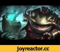 Tahm Kench, the River King - Login Screen,Gaming,Riot Games,Riot,League of Legends,League,LoL,MOBA,ARTS,RTS,tahm kench,Login screen for Tahm Kench, the River King. Download his musical theme: http://riot.com/1CpDPKj