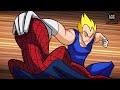 Dragon Ball Z VS Marvel Superheroes - What If Battle [ DBZ Parody ],Comedy,Dragon Ball Z,Avengers,Goku,Vegeta,King Vegeta,Deadpool,Hah Gay,Fantastic Four,X-men,Wolverine,Thor,Hulk,Spider-man,Funny,Comdey,Superheroes,Captain America,Guardian of the Galaxy,Carhoo,Super Saiyan,Scouter,Gold Freeza,Jin