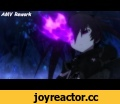 Black Rock Shooter AMV,Music,Anime Music Video,Black Rock Shooter,music: Throw The Fight – Stop Yourself