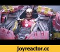 Giant Fully-Mechanized Hulkbuster Toy Has a Full Iron Man Inside | SDCC 2015,Entertainment,Iron Man (Comic Book Character),Hulkbusters (Comic Book Character),Comics (Comic Book Genre),Comic Book (Comic Book Genre),Iron Man's Armor (Character Power),Iron Man 2 (Film),Iron