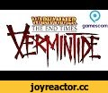 Warhammer: The End Times - Vermintide Gameplay Scenes,Gaming,Games,Games-mag,mag,warhammer,vermintide,gamescom,gc,gamescom 2015,gc15,gc 2015,köln,köln messe,warhammer vermintide,trailer,warhammer trailer,coop,vermintide trailer,vermintide trailer englisch,Shooter Game (Media Genre),PS4,PlayStation 4