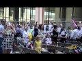 У центрі Чикаго урочисто підняли український прапор,News & Politics,,У п'ятницю на центральній площі Чикаго відбулось урочисте підняття жовто-блакитного прапора, повідомляє кореспондент VIDIA.  Подібне вшанування до Дня Незалежності України традиційно щороку організовує Український конгресовий коміт