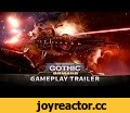 BATTLEFLEET GOTHIC: ARMADA - GAMEPLAY TRAILER,Gaming,Focus Home Interactive (Video Game Developer),Games Workshop (Game Designer),Video Game (Industry),Tabletop Game (Game Genre),Warhammer Fantasy (Interest),Warhammer 40000 (Interest),Fantasy,PC,Multiplayer video game,White Dwarf