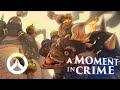 Криминальный час | Спецвыпуск: «Стервятники» | Overwatch (RU),Gaming,Overwatch,овервотч,оверватч,Blizzard Entertainment,Blizzard,FPS,First-Person Shooter,шутер,шутер от первого лица,командный шутер,задания,мультиплеер,многопользовательская игра,Multiplayer,герой,героическая способность,будущее,спецп