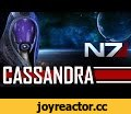 Mass Effect 3 - Cassandra (Tali & Shepard Tribute),Gaming,Mass Effect 3 (Video Game),Tali' Zorah,Commander Shepard,Citadel DLC,Extended Cut,Destroy Ending,Romance,Tribute,Video Game (Industry),Electronic Arts,Bioware,RPG,A romance tribute dedicated to Tali and Shepard. Tali is one of the iconic