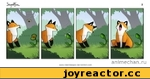 Stupid Fox комикс