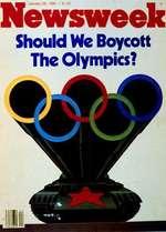 Newsweek Should We Boycott The Olympics?