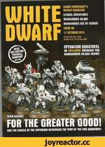 GAMES WORKSHOP'S WEEKLY MAGAZINE CITADEL MINIATURES WARHAMMER 40.000 WARHAMMER AGE OF SIGMAR ISSUE 90 17 OCTOBER 2015 £2.40/63.20/35 kr / 30 dkr $6 AUS / $7 NZ /12 zt / 25 rmb / ¥500 OPERATION GHOSTKEEL AN EKCLUSIUE SCENARIO FOR UIARHAMMER 40,000 INSIDE!