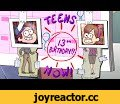 Gravity Falls - Dipper and Mabel vs The Future - Clip,Film & Animation,gravity falls,Gravity Falls (TV Program),dipper and mabel vs the future,It's almost Dipper and Mabel's 13th birthday!