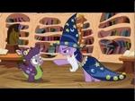 Полу кони - кошерный Хеллоуин,Comedy,My,Little,Pony,Friendship,is,Magic,MLP,FIM,Rainbow,Dash,Pinkie,Pie,озвучка,смешной,перевод,мои,маленькие,пони,ржач,стёб,переозвучка,треш,пародия,Хотите описание? Ну, там, пони в костюме курицы сносит яйцо, а дракон в костюме дракона всем говорит что он дракон - к