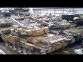 Секретный Киев: Кладбище танков,Science & Technology,танки,ремпарк,рембаза,кладбище танков,свалка,военная техника,Подробнее на сайте о Киеве http://www.zametkin.kiev.ua