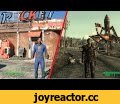 Fallout 4 vs Fallout 3 + BUGS #1,Gaming,Fallout 3 (Video Game),Fallout 4,Action Role-playing Game (Video Game Genre),Fallout (Video Game Series),Video Game (Industry),Fallout (Video Game),