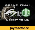 Dota 2 Major | Secret vs OG All Games Grand Final | The Frankfurt Major 2015 Highlights,Gaming,dota 2,dota,dota2,highlights,frankfurt,major,2015,grand,final,og,secret,og dota 2,team secret,secret dota 2,secret vs og,og vs secret,vs,fall,playoff,lan finals,team,eng,plays,vod,game,dota 2