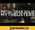 Metal Gear Solid V Mythbusters: Episode 8,Gaming,metal gear solid v,metal gear solid 5,the phantom pain,mgs v,mgs 5,metal gear,myth,busters,mythbusters,defendthehouse,defend,house,dth,secrets,tips,tricks,glitches,glitch,hack,hacks,tip,trick,easter egg,easter