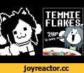 TEMMIE FLAKES BREAKFAST CEREAL,Entertainment,griffinilla,Undertale,FLOOB,Temmie,Temmie Flakes,kinetic squirrel,hOI!!!!!! i'm tEMMIE!!,Breakfast Cereal (Food),NO!!! so hungr...,Temmie Flakes!!! Undertale's hottest foob product. Song and concept by Griffinilla (http://bit.ly/1Lz6XQA) Animation by