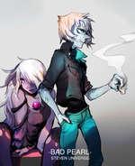 BAD PEARL STEVEN UNIVERSE