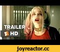 Suicide Squad Official Trailer #1 (2016) - Jared Leto, Margot Robbie Movie HD,Film & Animation,movieclips,movie clips,movieclipstrailers,new trailers,trailers HD,hd,trailers,trailer,2015,official,HD,Subscribe to TRAILERS: http://bit.ly/sxaw6h Subscribe to COMING SOON: http://bit.ly/H2vZUn Like us