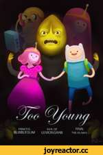 FINN THE HUMAN PRINCESS BUBBLEGUM EARL OF LEMONGRAB